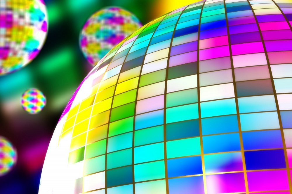 A zene minden színe-java egy DJ-vel